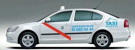 Madrid_Taxi