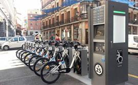 Madrid_bicimad-fietsen