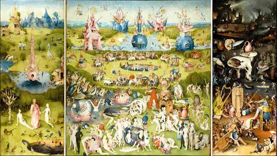 Expositie Jeroen Bosch In Madrid Madrid Nu