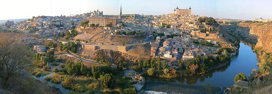 Toledo-spanje