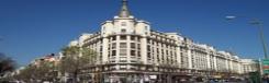 Barrio Salamanca, chique winkelwijk