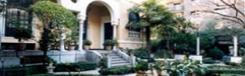 De tuin van Museo Sorolla