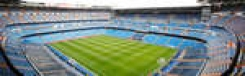 Tour Bernabeu Stadion (Real Madrid) en stadion Atletico Madrid